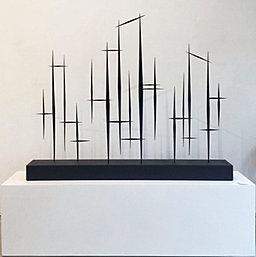 Skyline Sculpture