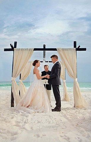we at crystal beach weddings would be honored to be apart of your special day our team of wedding planners has the experience and tools to make your big