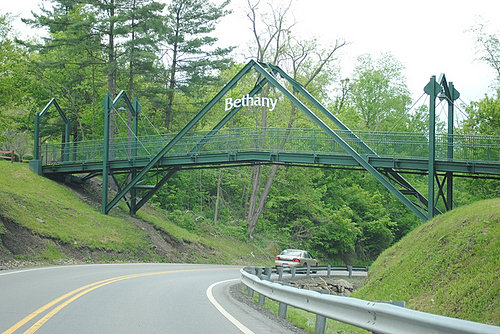town of bethany  west virginia