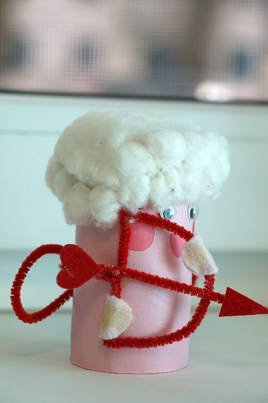 Холодный фарфор своими руками мастер класс валентина шемонаева