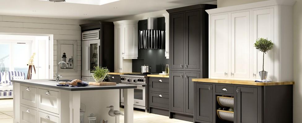Nevaeh design interiors kitchens ripley for New england kitchen designs
