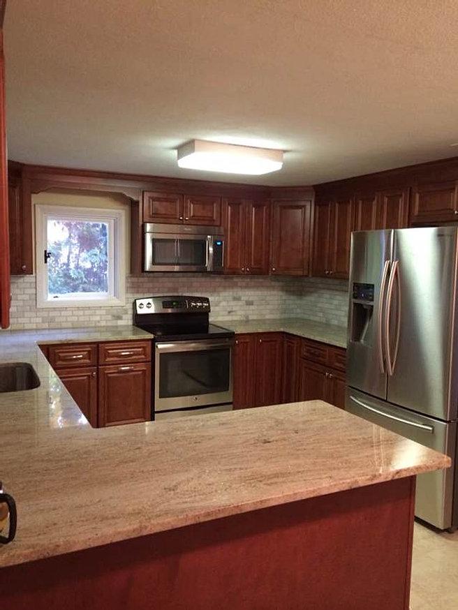 New England Granite Cabinets Kitchen Countertops Granite