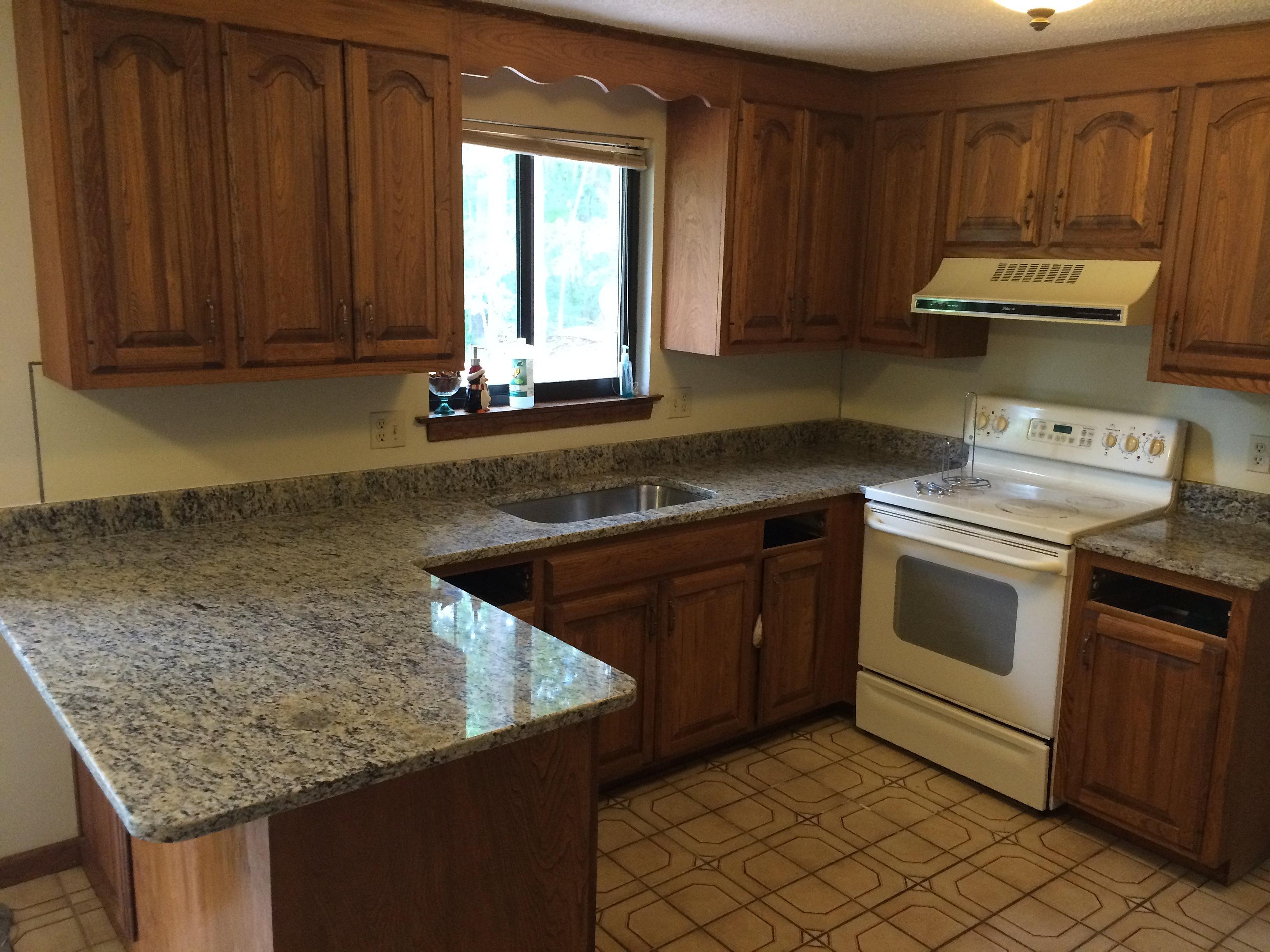 St Cecilia Light Granite Kitchens New England Granite Cabinets Kitchen Countertops Granite St