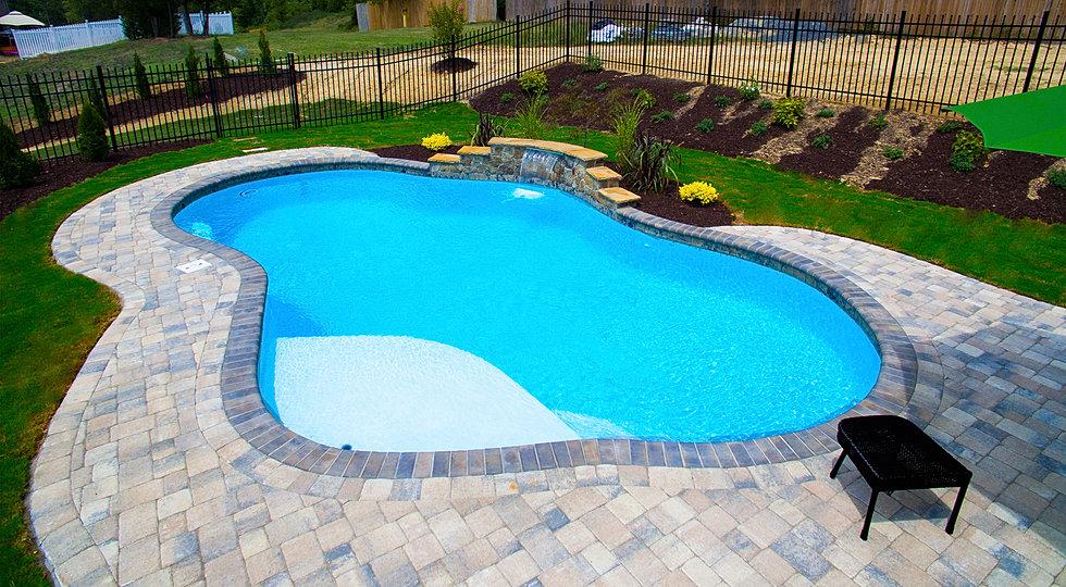 cpc pools custom in ground swimming pools designs