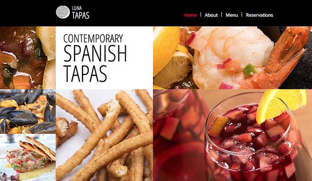 정통 스페인 요리전문점