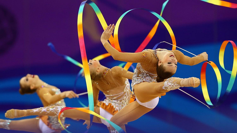 Поздравление с днем спортивной гимнастики
