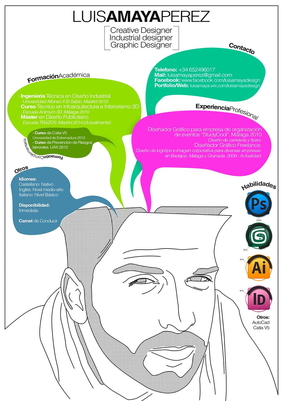 Luis Amaya Diseño | Diseño Gráfico