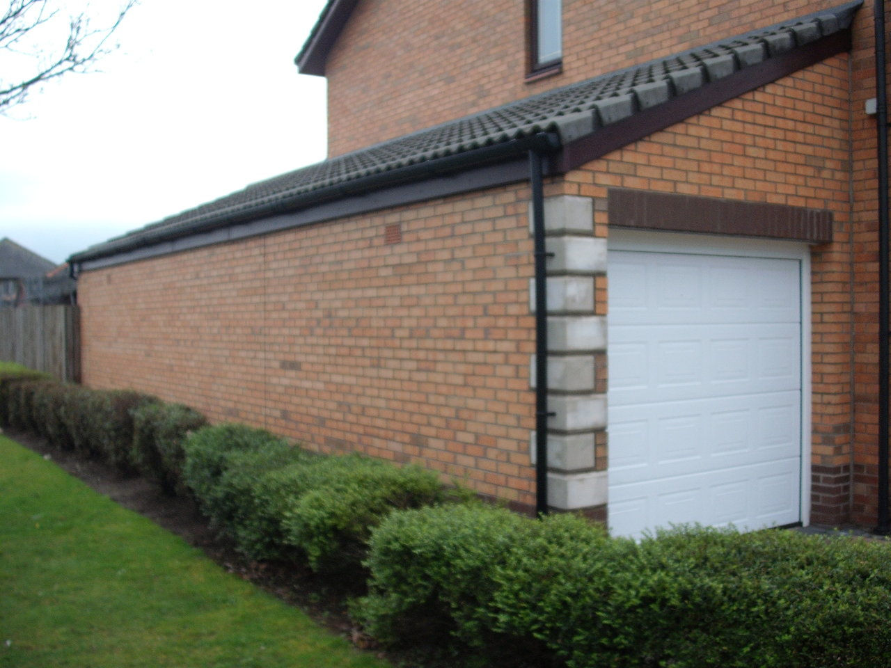 Martin bell building services extensions conversions for Garage extension cost estimate