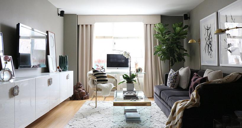 7 manieren om je woonkamer groter te laten lijken | pixidust.nl, Deco ideeën
