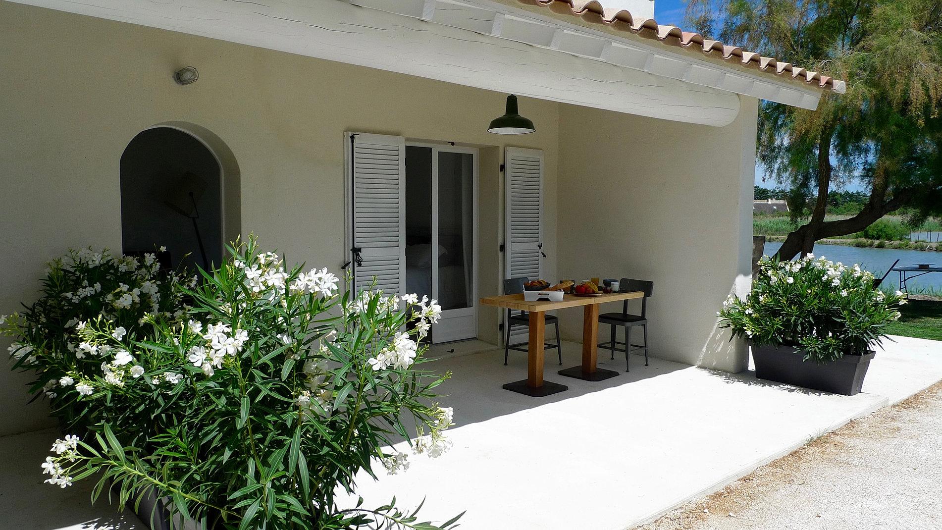 Mas des Cabidoules Site officiel Chambres d h´tes Camargue