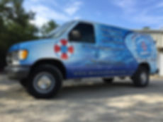 Maintenance Van