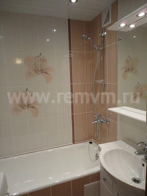 Услуги по ремонту ванных комнат и туалетов, фотографии выполненных ремонтов, заказать ремонт по телефону