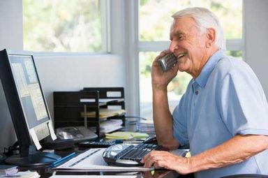 Resultado de imagem para idoso trabalhando
