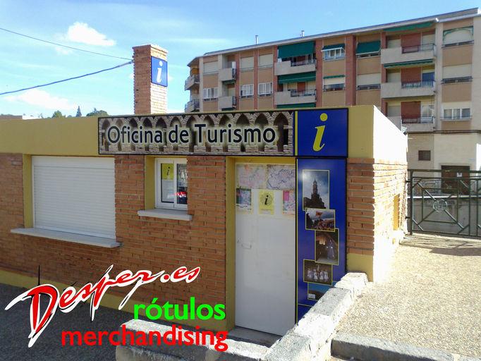 Rotulos zaragoza desper letras corporeas rotulos for Zaragoza oficina de turismo