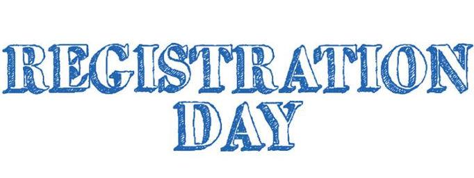 Image result for registration day