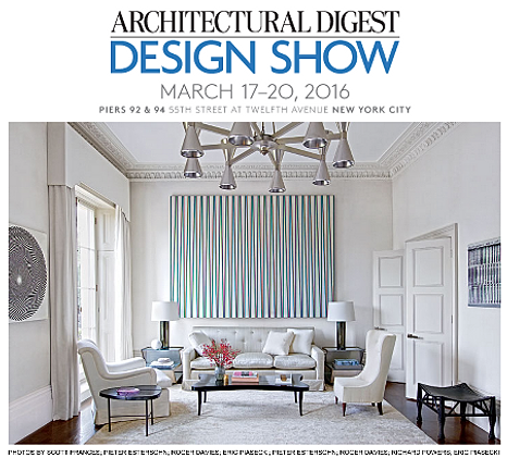 Architectural digest design home show home design and style for Architectural digest house plans