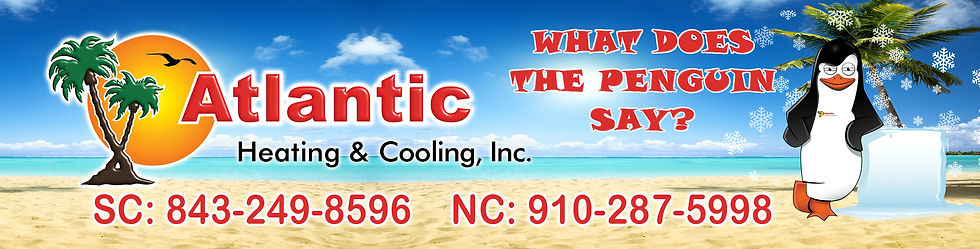 Atlantic Heating And Cooling Myrtle Beach