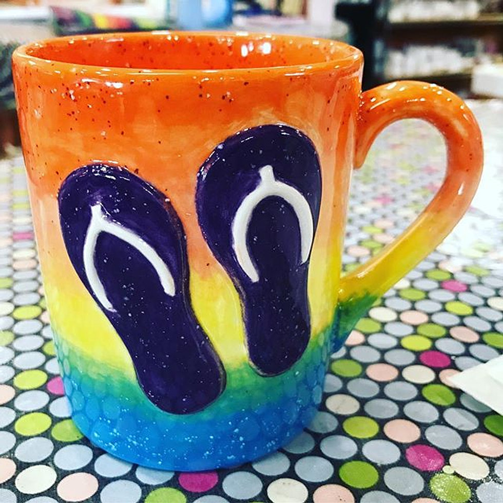 Hands Studio Specializing in Ceramics
