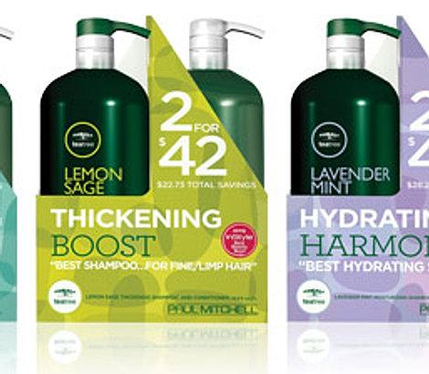 Tangles Salon Featured Products
