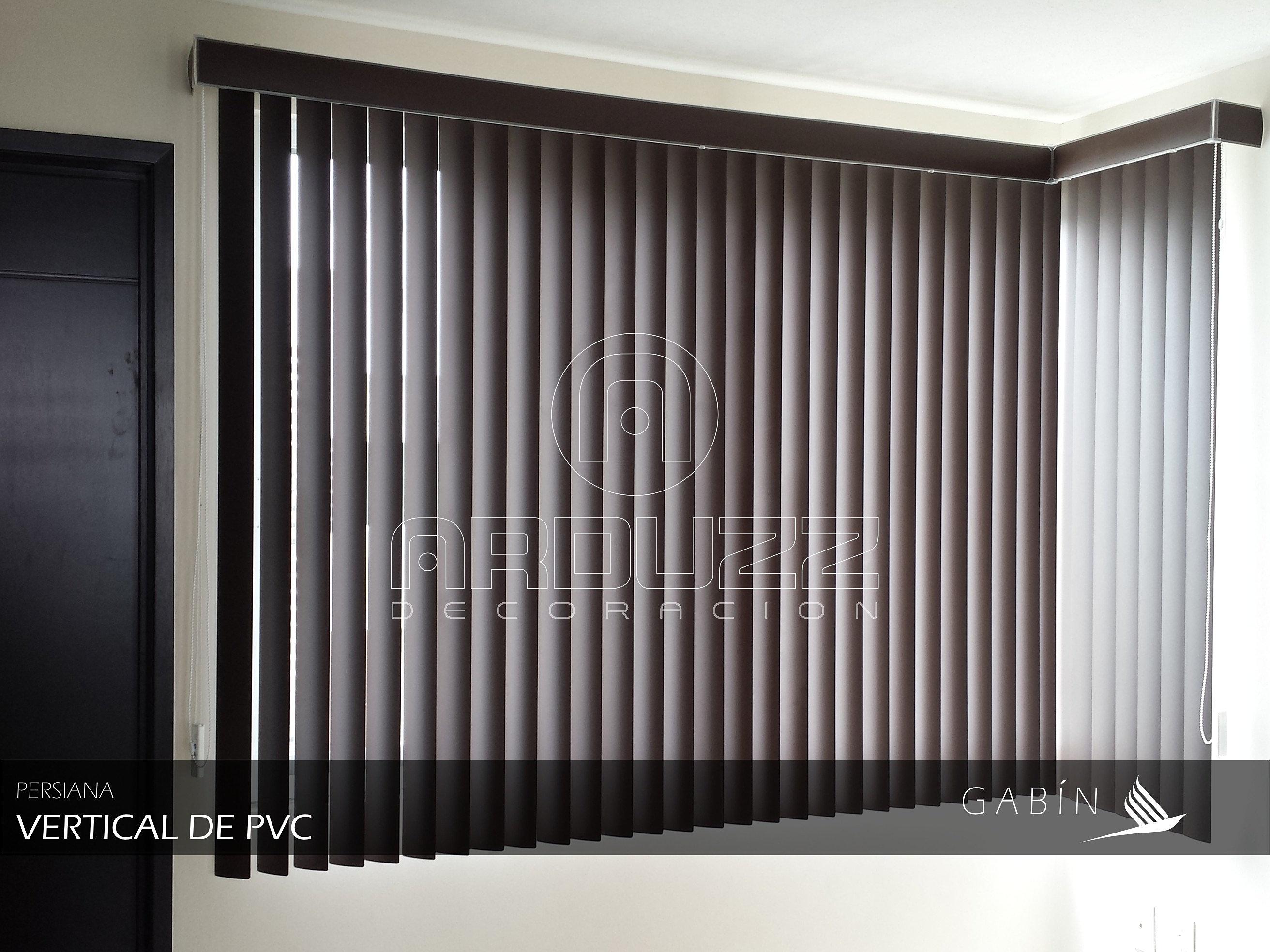 Persianas gab n arduzz decoraci n cortinas le n - Tipos de persianas de aluminio ...