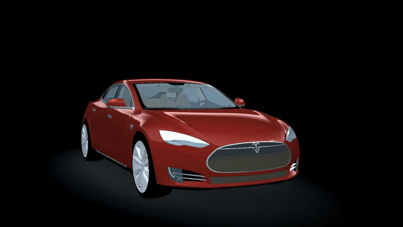 Assetto Corsa Mods Tesla Model S