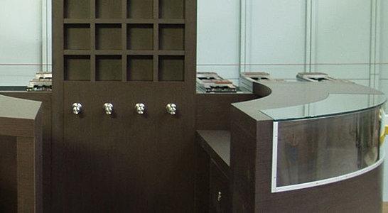 Agencement professionnel mobilier contemporain paris for Meubles bureau yvelines