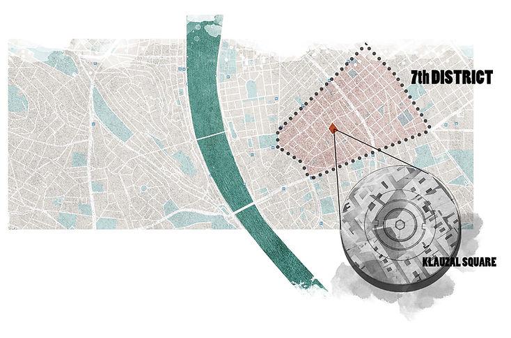 map Budapest
