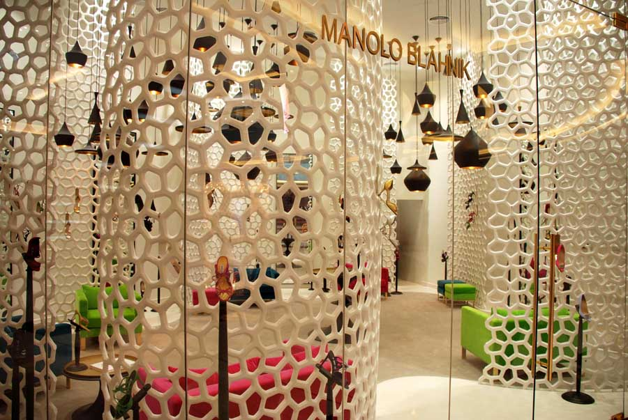 We Occasionally Like To Showcase Our Old Dubai Fitout Projects Such As Manolo Blahnik In Mall The Worlds Largest