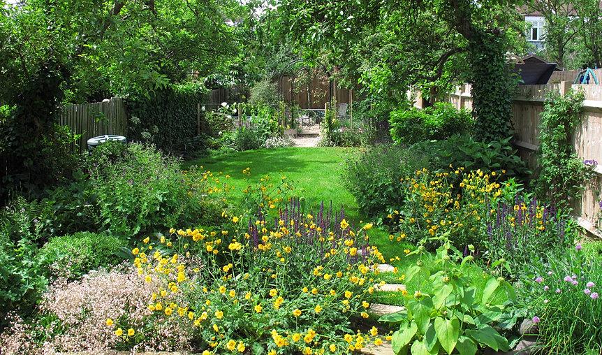 Fenton roberts garden design north london garden designer for Garden design north london