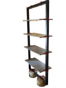 Industrial Bookcase Lamps60 Mid Century Design