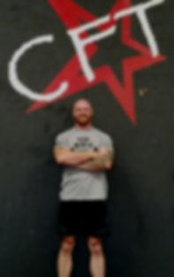 Coach BJ Cauley @ CrossFit Terrell