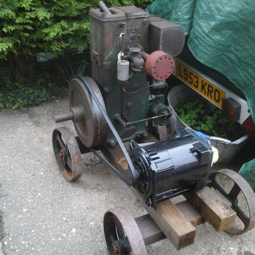 Rusty relics stationary engine for sale for Stationary motors for sale