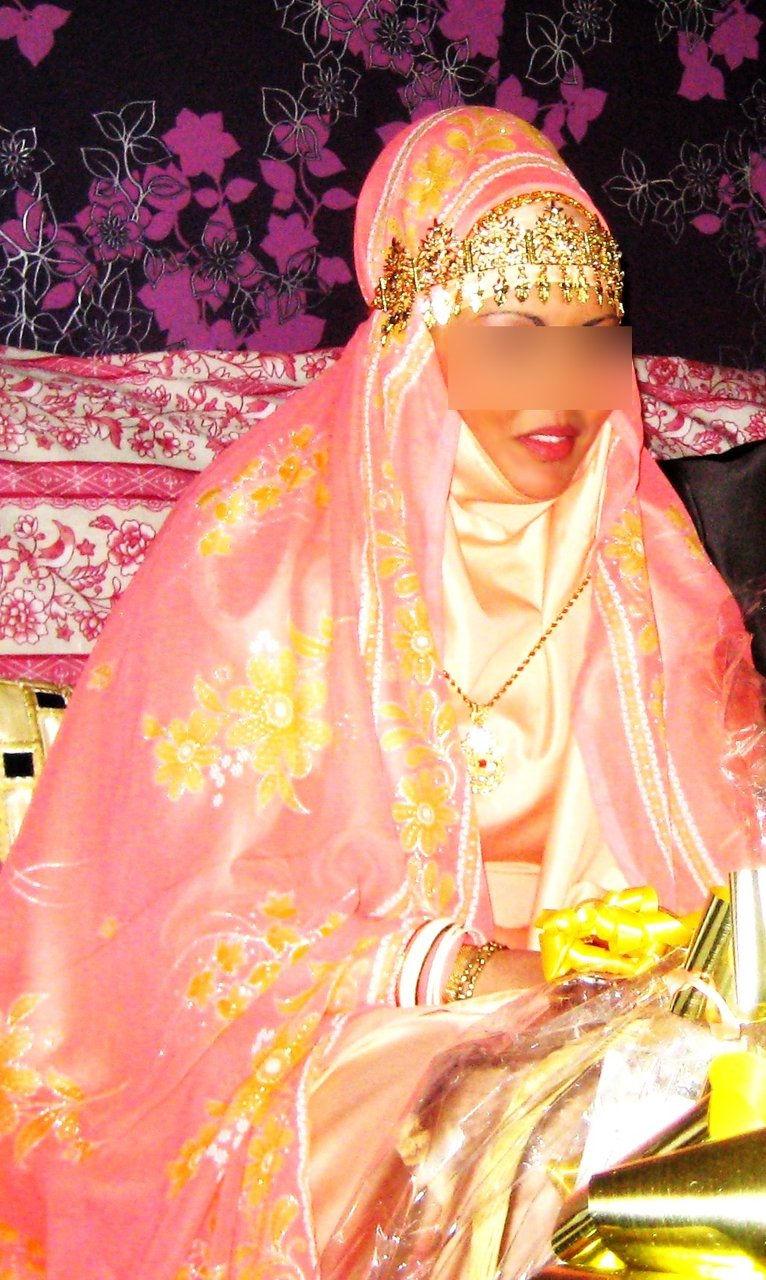 jilbab de mariage client 3jpg - Jilbeb Mariage