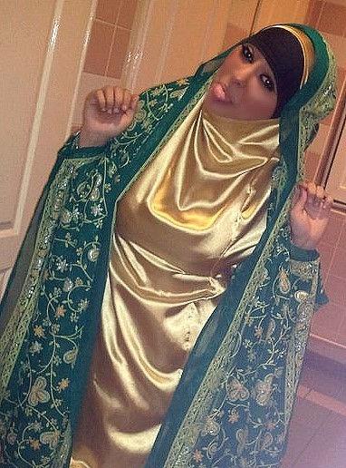 cliente jilbab de mariage 2jpg - Jilbeb Mariage
