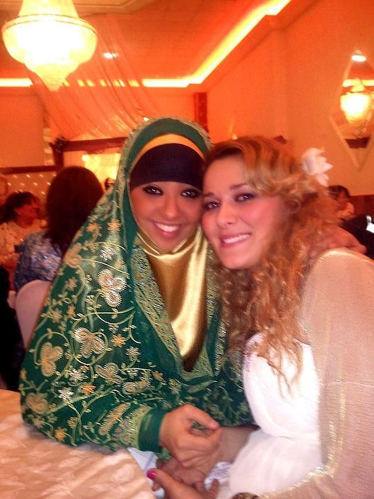 cliente jilbab de mariagejpg - Jilbeb Mariage