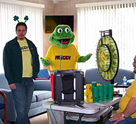 John D. Green and Boss Frog