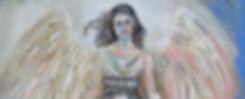 Fanitsa Petrou Art, Angel Art, Angel paintings, Angel illustration.