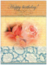 Fanitsa Petrou Art, Happy Birthday card, greeting cards, roses, Happy birthday, cards by Fanitsa Petrou, www.fanitsa-petrou.com