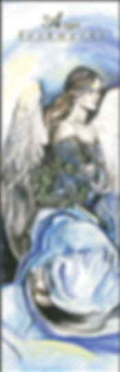 Fanitsa Petrou Art, Angel Art, Angel bookmarks, Art prints, buy posters online, Fairies, Angels, An gel book, Spiritual, illustrations by Fanitsa Petrou, www.fanitsa-petrou.com