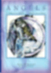 Fanitsa Petrou Art, Angel book, angel coffee book, the 7 archangel cards, archangel Jophiel, Angel Art, angel prayers, angel affirmations, the seven archangels illustrations, Angel illustrations by Fanitsa Petrou, www.fanitsa-petrou.com
