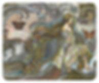 Fanitsa Petrou Art, mouse pads, art prints, gift idea, fairy illustration by Fanitsa Petrou, www.fanitsa-petrou.com