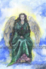 Fanitsa Petrou Art, Angel Art, Angel gifts, angel paintings, angel stones, angel calendars, angel books, angel mugs, angel tote bags, the seven archnagel cards, the 7 archangel posters, the seven archangel paintings