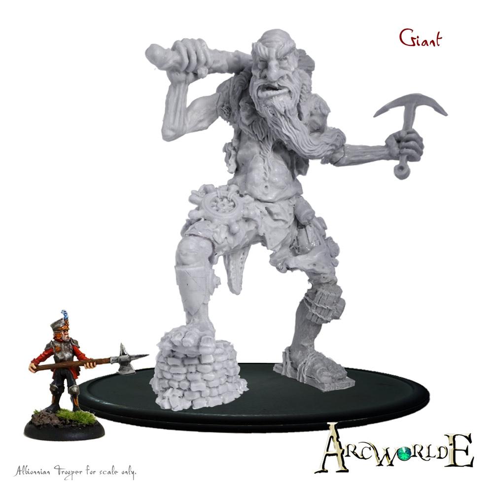 Geant miniature