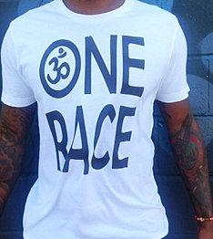 Jun E Caniel One Race Tee