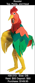 Rooster-Bird