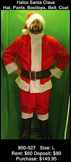 Halco Santa Claus Christmas
