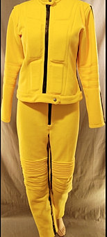 Kill Bill Yellow Bride