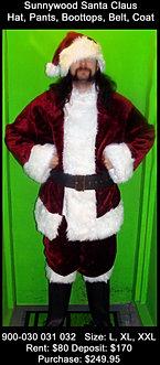 Sunnywood Santa Claus Christmas