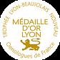 TROPHEE LYON-BEAUJOLAIS NOUVEAU MEDAILLE D'OR LYON.png
