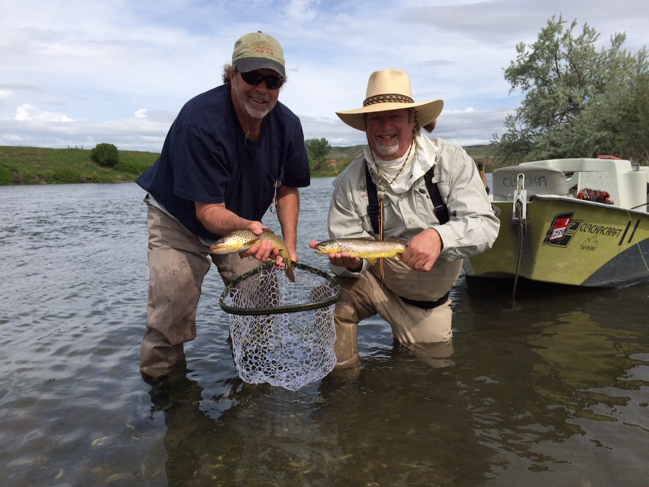 Big horn bonanza montana fly fishing guides bozeman for Bighorn river fly fishing
